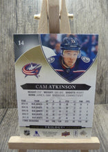 Load image into Gallery viewer, 2018-19 Upper Deck Trilogy #14 Cam Atkinson-- Single