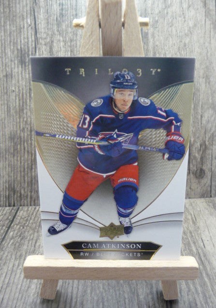 2018-19 Upper Deck Trilogy #14 Cam Atkinson-- Single