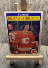 Load image into Gallery viewer, 1982-83 O-Pee-Chee Rejean Lemelin #50-- Single