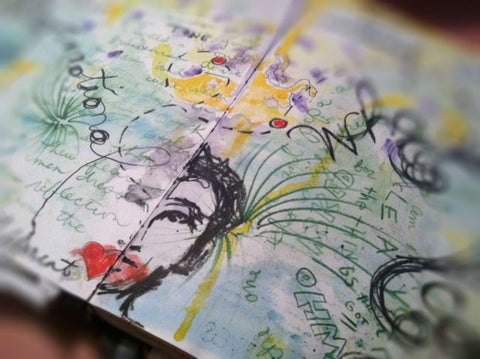 Visual Journaling Art Workshop