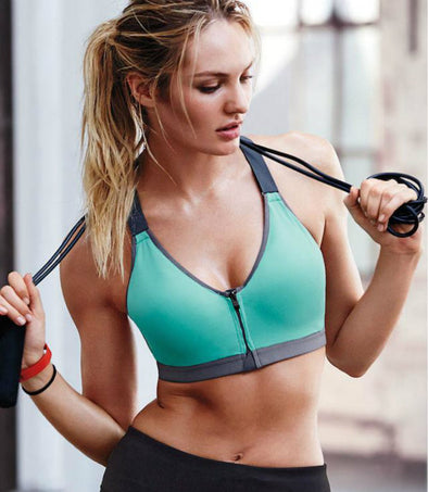 Why must you wear sports underwear for running? The right lingerie will make your breasts stronger