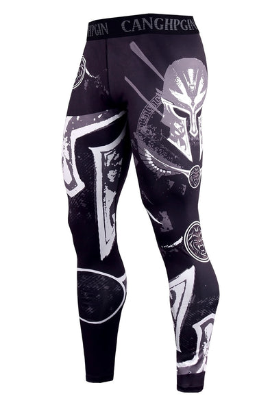 Quick Dry Fitness Gym Leggings Men