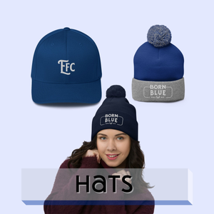 Hats - The Toffees Shop