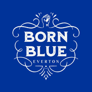 Born Blue - The Toffees Shop