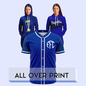 All Over Print Items - The Toffees Shop