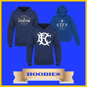 Hoodies - The Toffees Shop