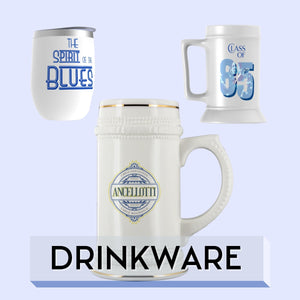 Drinkware - The Toffees Shop