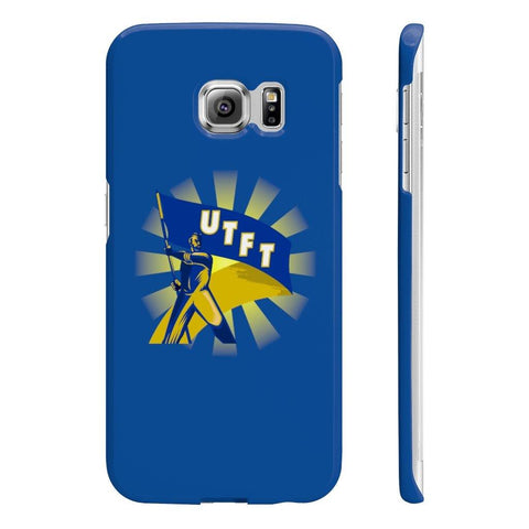 Partisan Walton Man Wpaps Slim Phone Case - The Toffees Shop