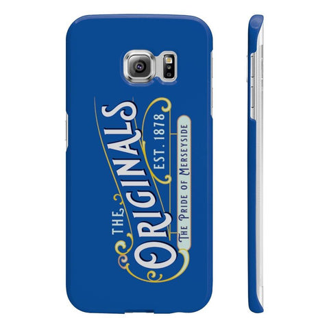The Originals Pride of Merseyside Wpaps Slim Phone Case - The Toffees Shop