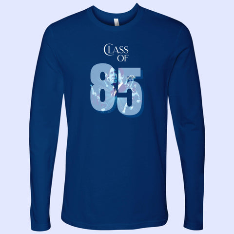 Everton Class of 85 Next Level Mens Long Sleeve - The Toffees Shop