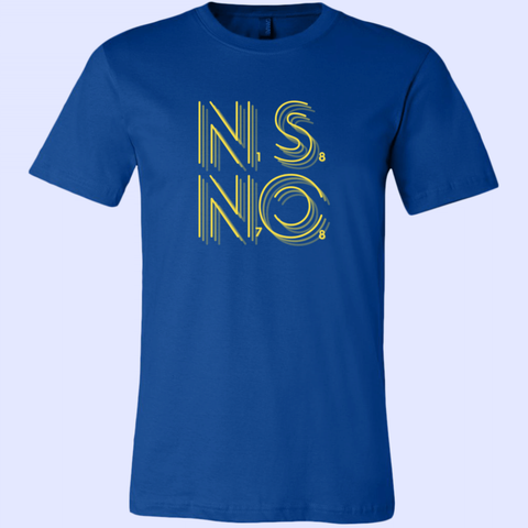 NSNO 1878 Canvas Unisex Shirt - The Toffees Shop