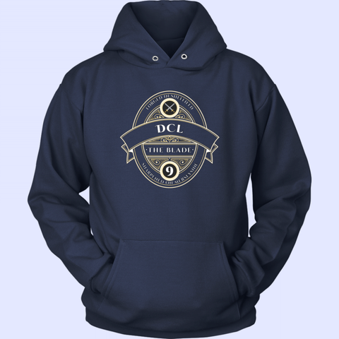 DCL The Blade Unisex Hoodie - The Toffees Shop
