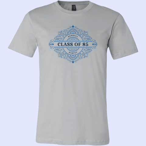 Everton Class of 85 Diamond Canvas Unisex Shirt - The Toffees Shop