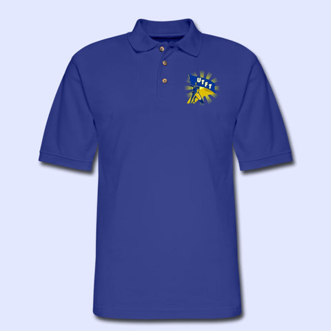 Partisan Walton Man Men's Pique Polo Shirt