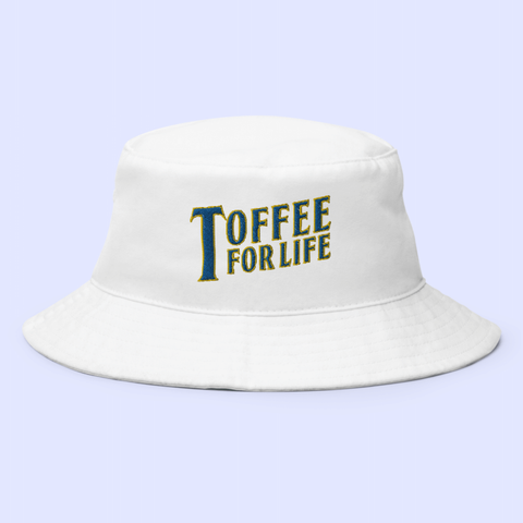 Toffee For Life Bucket Hat - The Toffees Shop