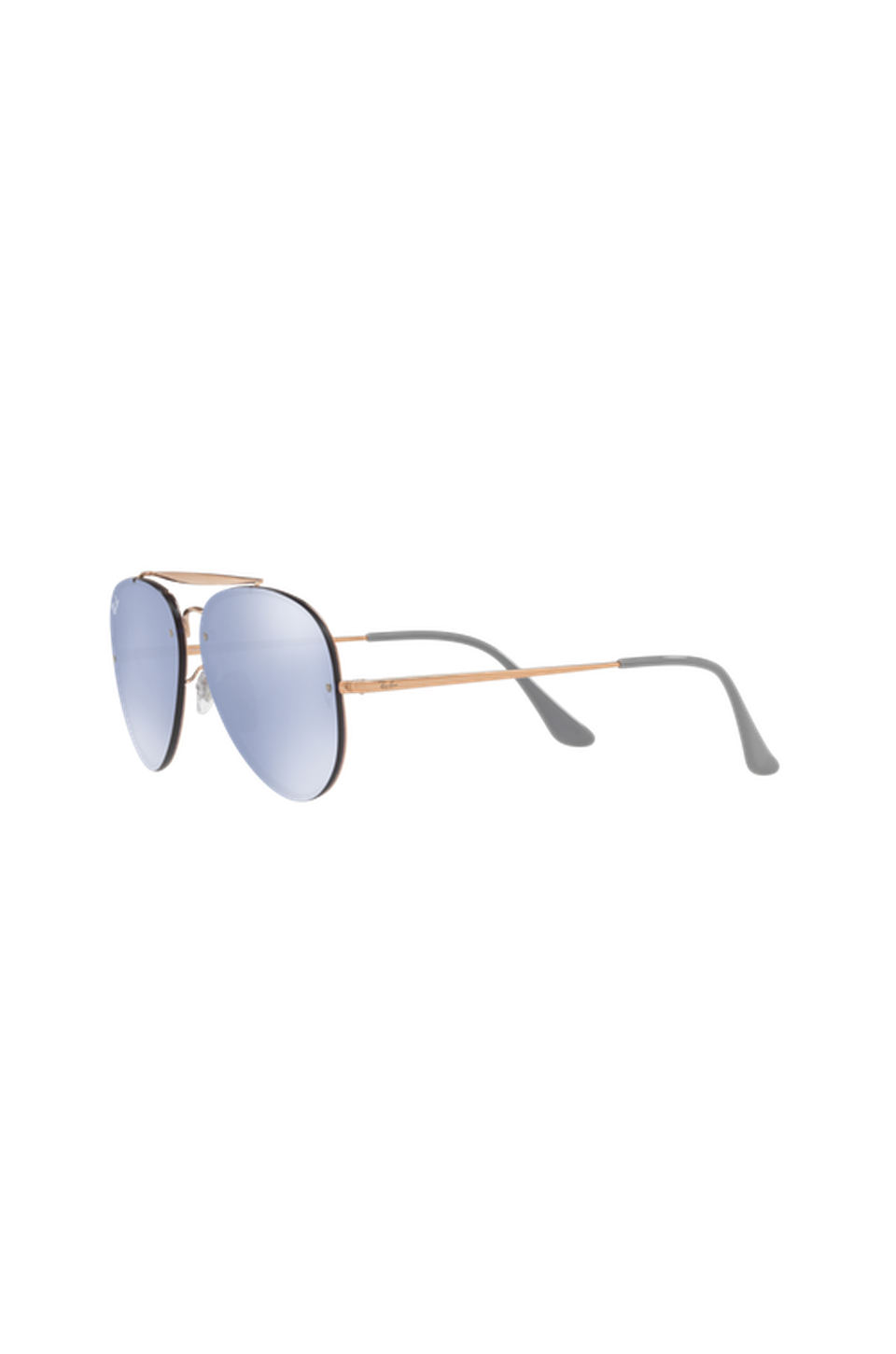 Ray-Ban RB3584N Highstreet Blaze Mirror Aviator Sunglasses