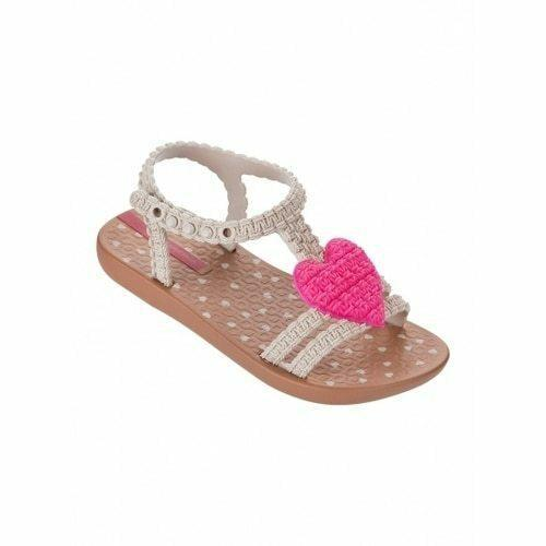 Ipanema My First Sandals In Brown & Pink