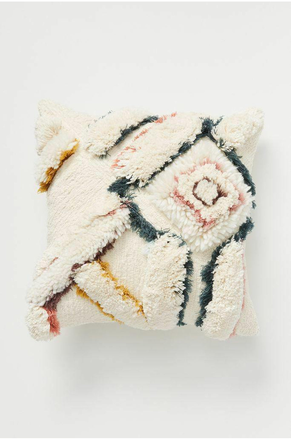 Anthropologie Tufted Lula Pillow