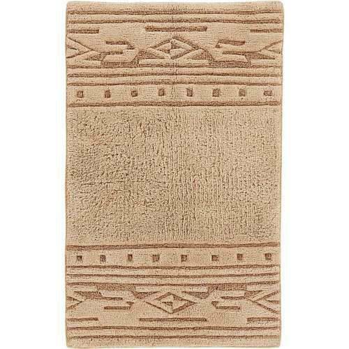 Pendleton Chimayo Sculpted Bath Mat In Wheat