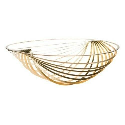 Andersson Gold Rocking Bowl