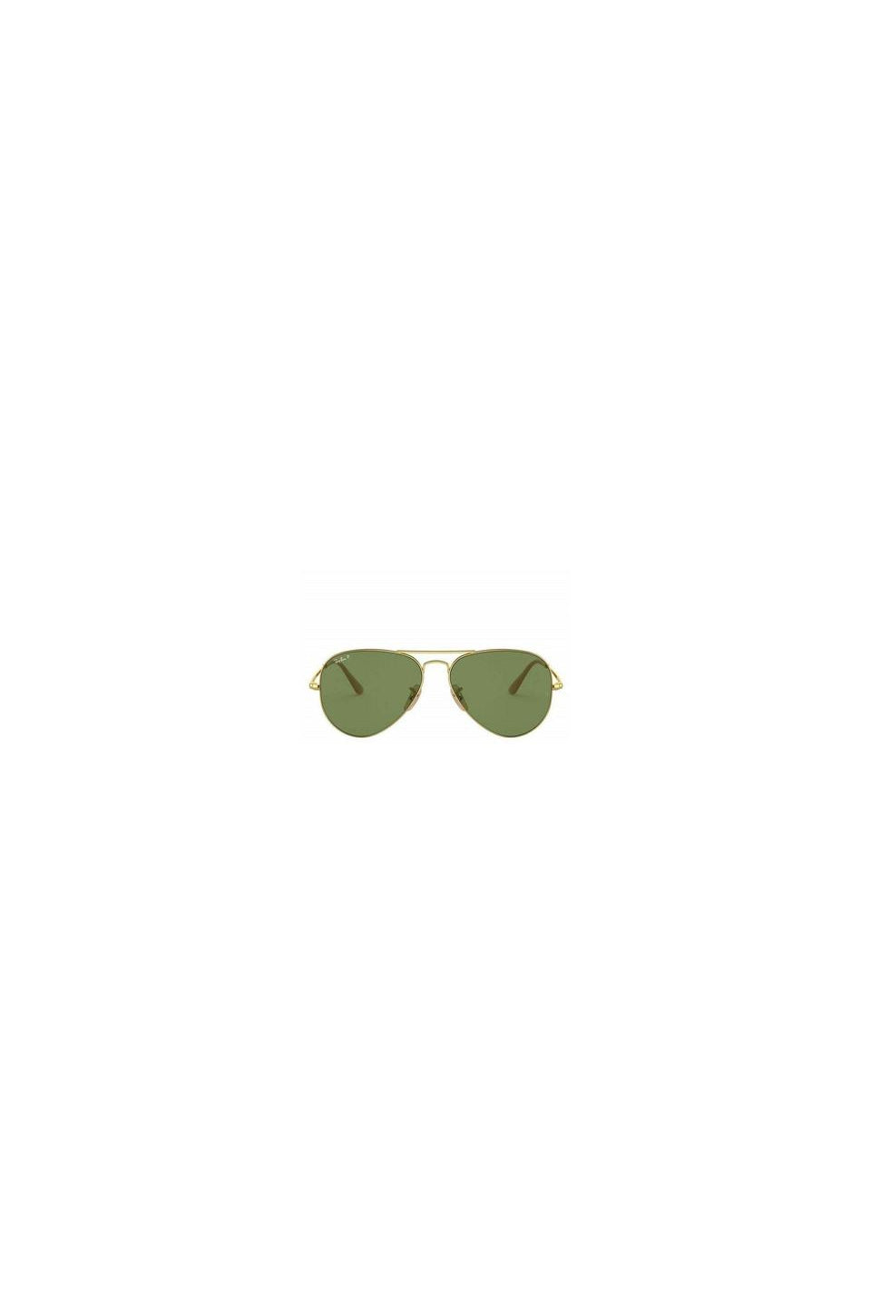 Ray-Ban RB3689 Green Classic G-15 Polarized Sunglasses