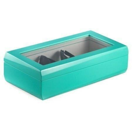 Eyeglass Case In Turquoise