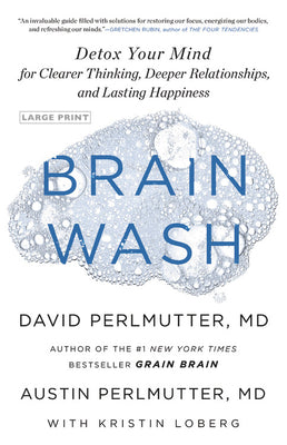 Brain Wash-Detox Your Mind - E-Book Santa