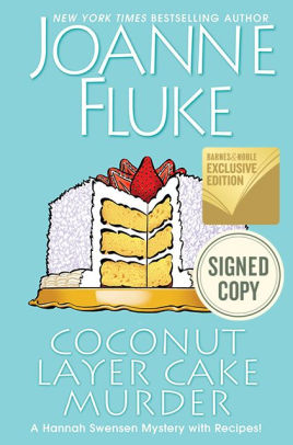 Coconut Layer Cake Murder. - E-Book Santa