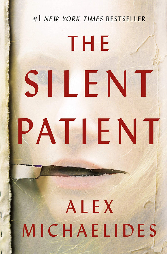 The Silent Patient - E-Book Santa