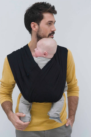 Tricot Knit Baby Carrier