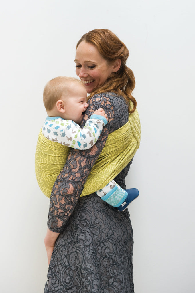 What to Look For in a Baby Carrier