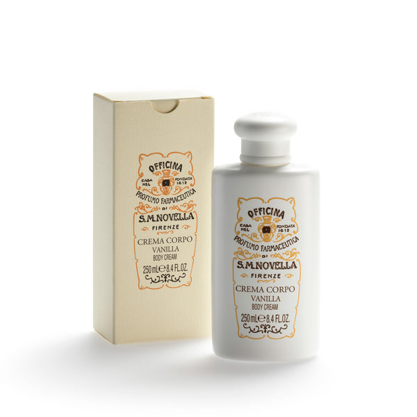 Vanilla Body Cream  officina-smn-usa-ca.myshopify.com Officina Profumo Farmaceutica di Santa Maria Novella - US