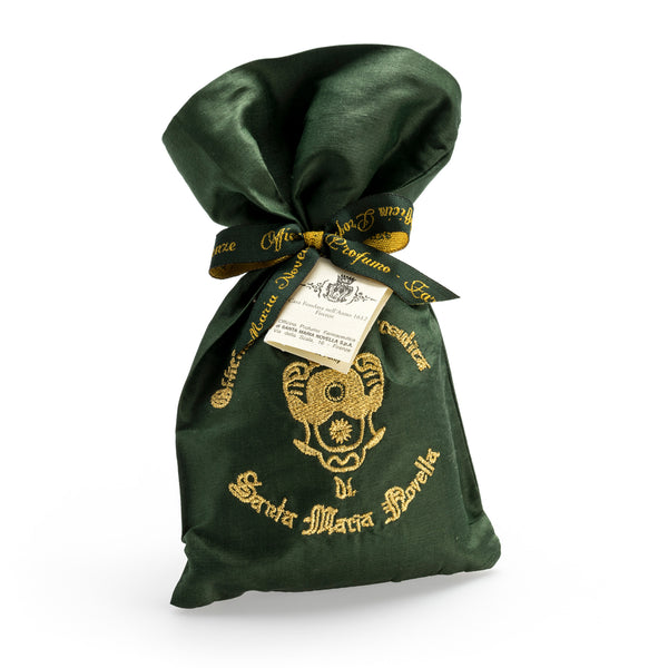 Pot Pourri in Embroidered Silk Sachet  officina-smn-usa-ca.myshopify.com Officina Profumo Farmaceutica di Santa Maria Novella - US