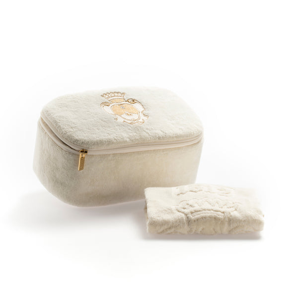 Terry Cloth Beauty Case  officina-smn-usa-ca.myshopify.com Officina Profumo Farmaceutica di Santa Maria Novella - US