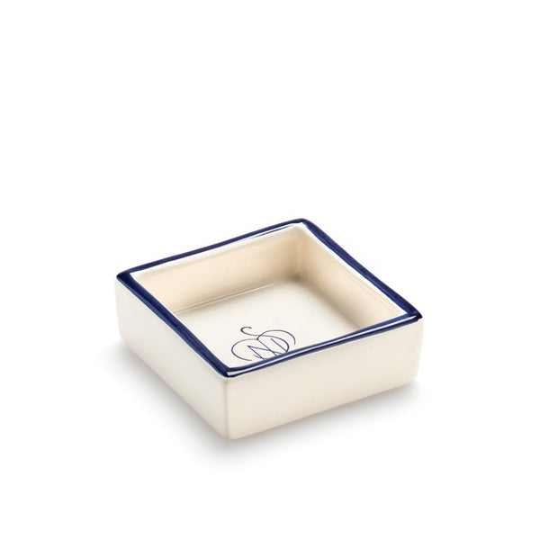 Square Ceramic Soap Dish  officina-smn-usa-ca.myshopify.com Officina Profumo Farmaceutica di Santa Maria Novella - US