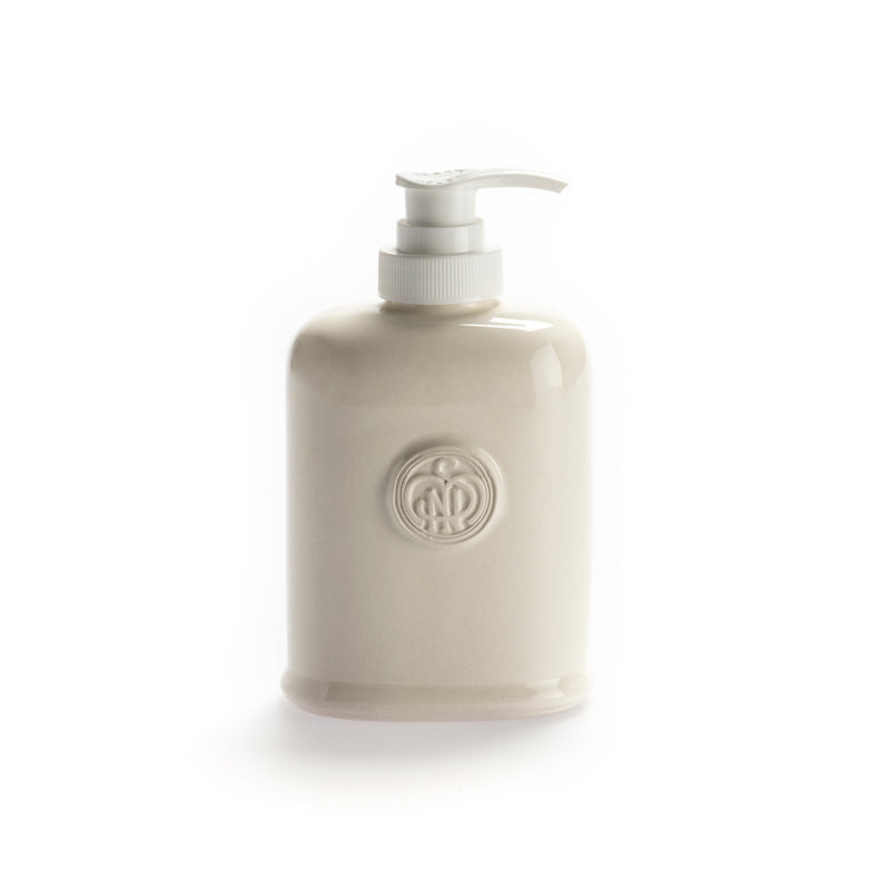 White Ceramic Soap Dispenser  officina-smn-usa-ca.myshopify.com Officina Profumo Farmaceutica di Santa Maria Novella - US