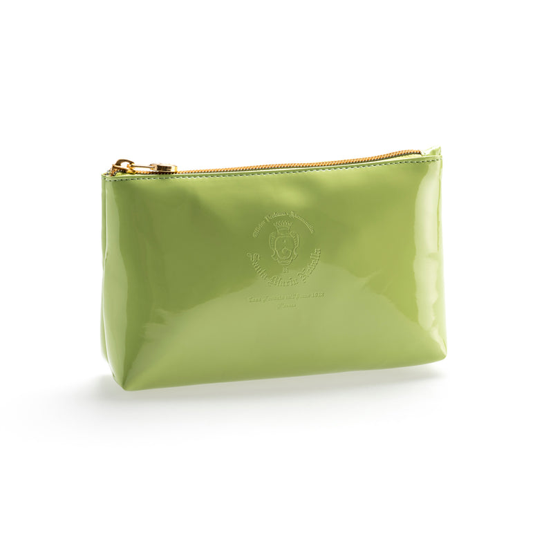 Apple Green Cosmetic Bag  officina-smn-usa-ca.myshopify.com Officina Profumo Farmaceutica di Santa Maria Novella - US