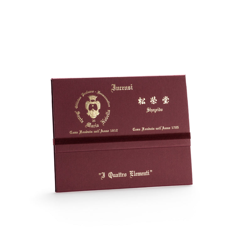 Four Elements Incense Pack  officina-smn-usa-ca.myshopify.com Officina Profumo Farmaceutica di Santa Maria Novella - US