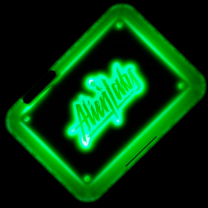 AlienLabs x Glow Tray (Green)