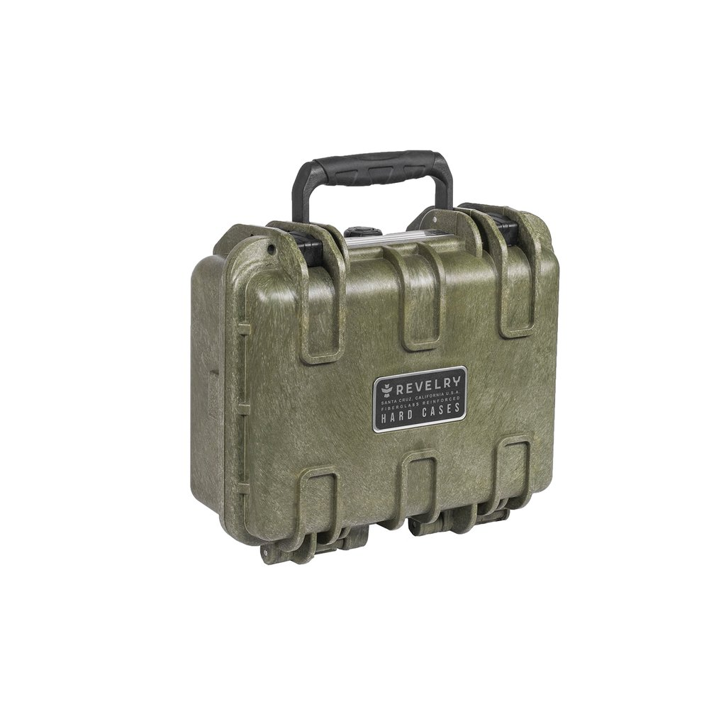 Scout Hard Case 11 by Revelry Supply - Army Green