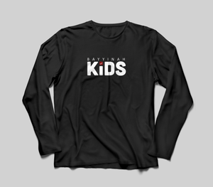Adult Bayyinah Kids Long-Sleeve T-Shirt