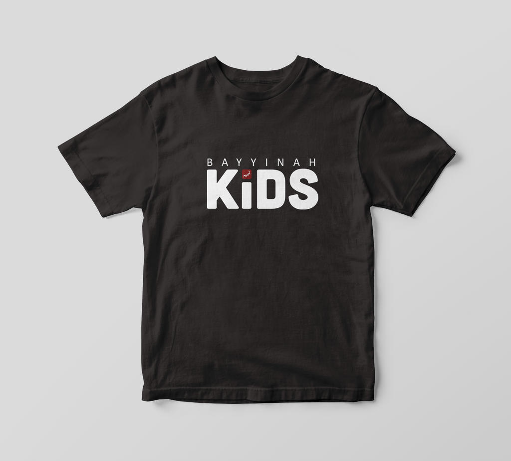 Youth Bayyinah Kids Short-Sleeve T-Shirt
