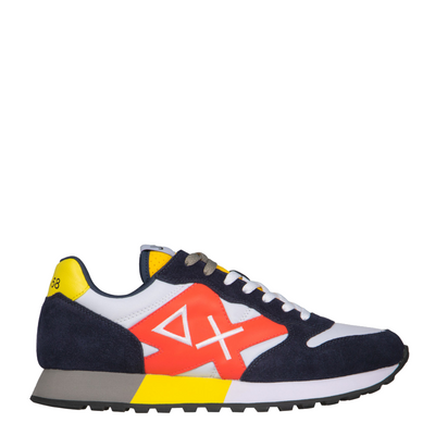SUN68 Sneakers Z31113 Wit - Donelli