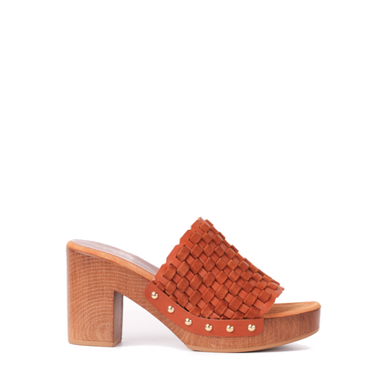 Unisa Slippers Table Cognac - Donelli