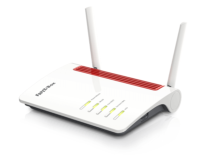 LTE Smart - Router, Dachantenne Kabel - komplette Hardware in einem Set!