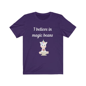 I Believe in Magic Beans Graphic Tee