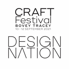 Craft Festival at Bovey Tracey with Design-Nation Cornwall & Devon