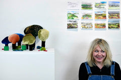 Maxine Greer and Time-Lapse Royal Cornwall Museum truro