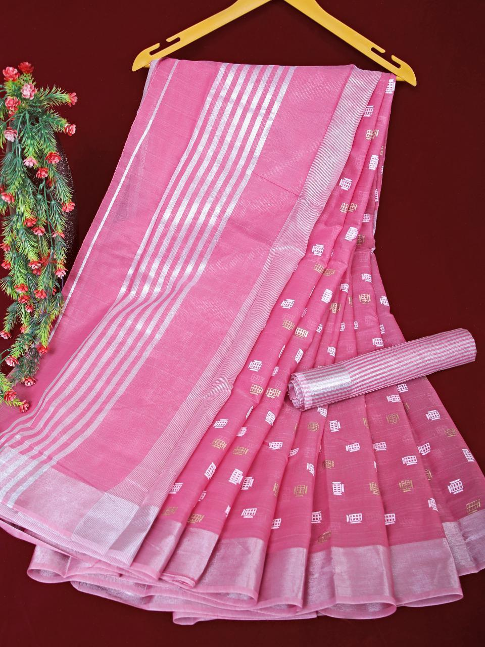 SAREEALL PRESENTS COTTON SILK SAREES