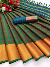 Load image into Gallery viewer, SAREEALL PRESENTS RICH COTTON SILK SAREES